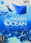 Endless Ocean Game Box