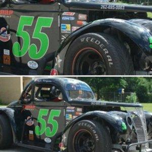 Racing 2011/ Design work