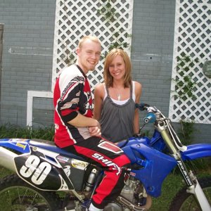 2008 Sister and I