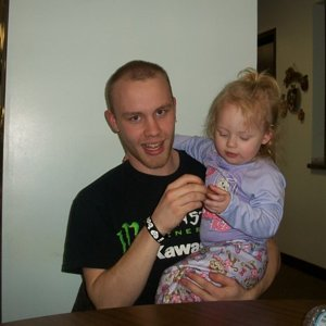 My Niece and I 2010